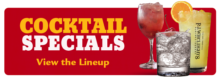 View Cocktail Specials