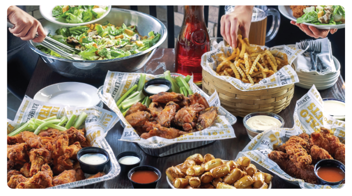 Grab PJ's To Go Crowd Pleasers for Your Next Event