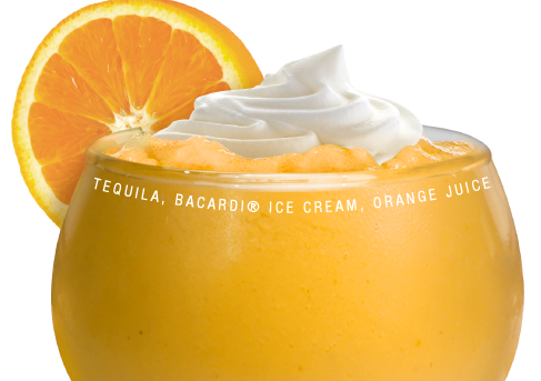 $5 Creamsicle Margarita Every Day