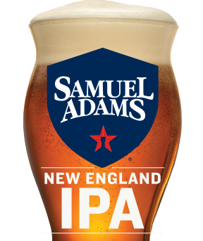$4 Sam Adams New England IPA