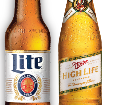 $2.50 Miller High Life Bottles Every Sunday
