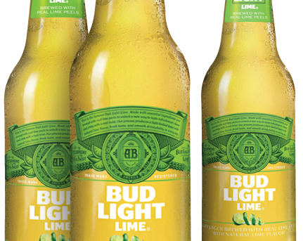$4 Bud Light Lime Bottles