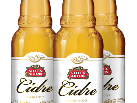 $4 Stella Artois Cidre Every Friday