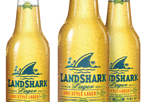 $4 Bottles of Land Shark Lager Every Monday