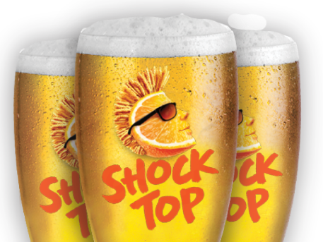 $4 Shocktop Drafts Every Friday