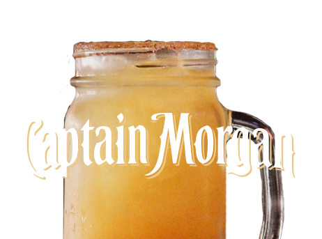 $6 Captain 'n Cider