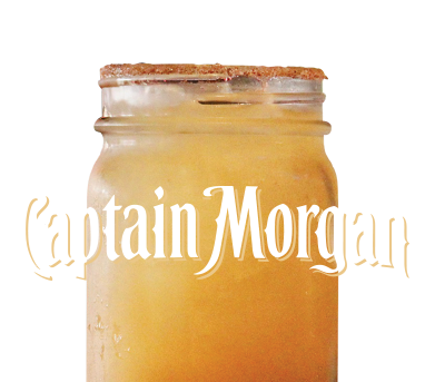 $7 Captain 'n Cider Every Day