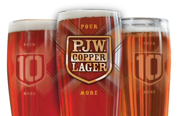 PJW Copper Lager