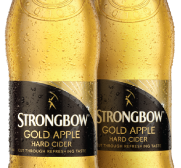 $4 Strongbow Hard Apple Cider Every Tuesday