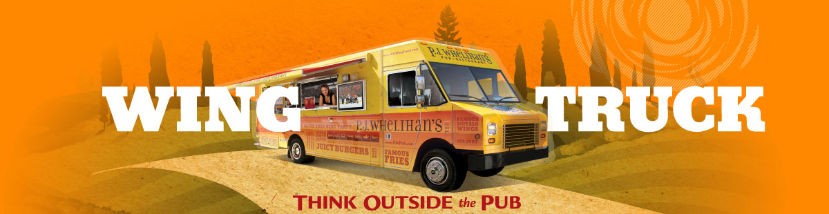 PJ's Wing Truck - Think Outside the Pub