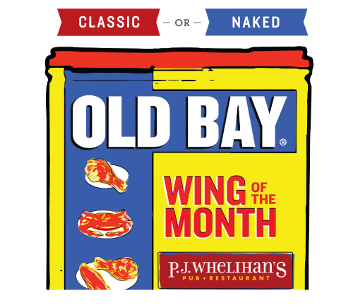 Wing of the Month : Old Bay