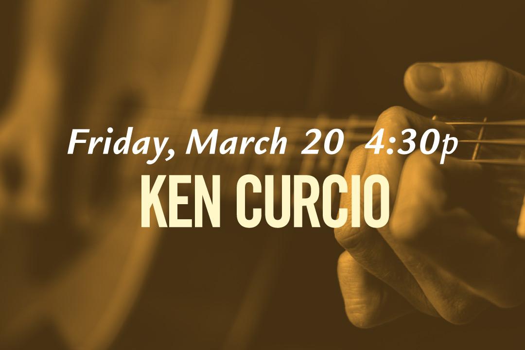 Ken Curio, Friday March 20