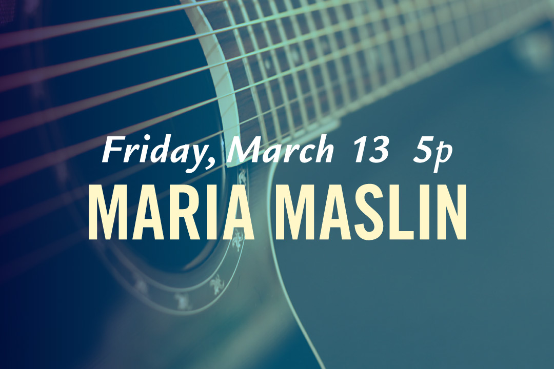 Maria Maslin, Friday 13