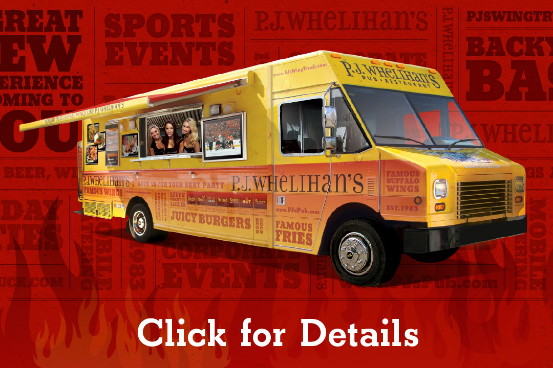 Click for Details about PJ's Wing Truck