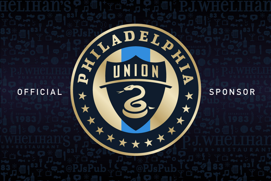 Official Sponsor of the Philadelphia Union